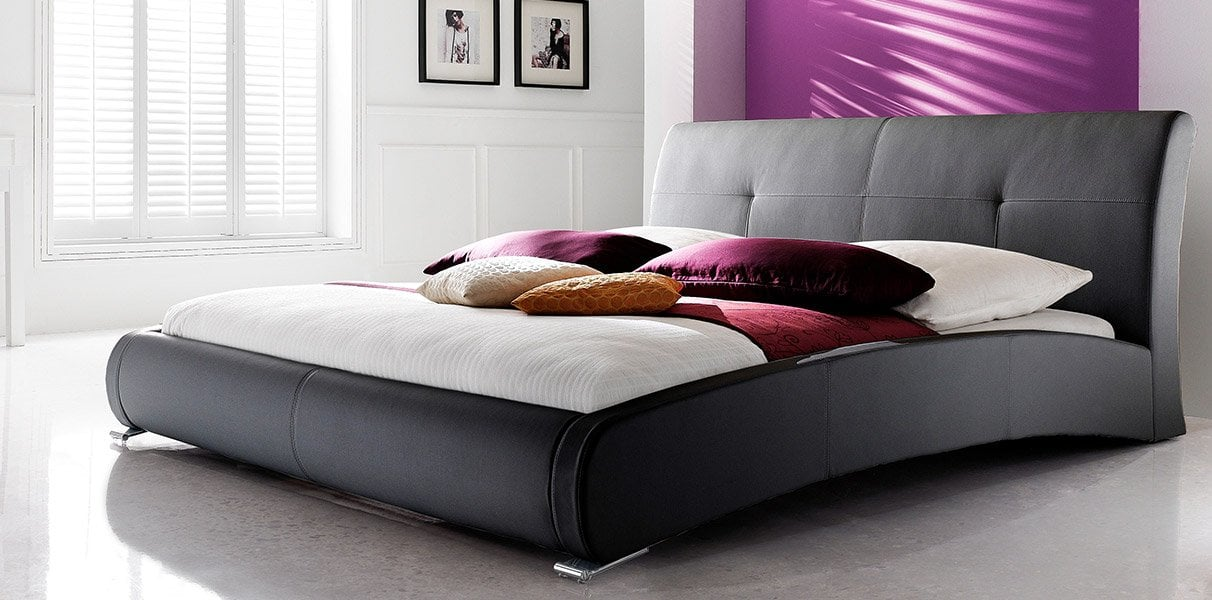 wasserbett amore aus kunstleder online kaufen aqua comfort. Black Bedroom Furniture Sets. Home Design Ideas