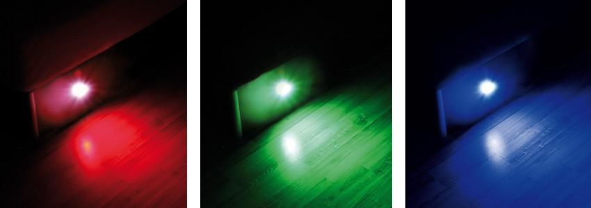 Wasserbett led  Podest Beleuchtung für Wasserbett mit RGB-LED-Spots kaufen