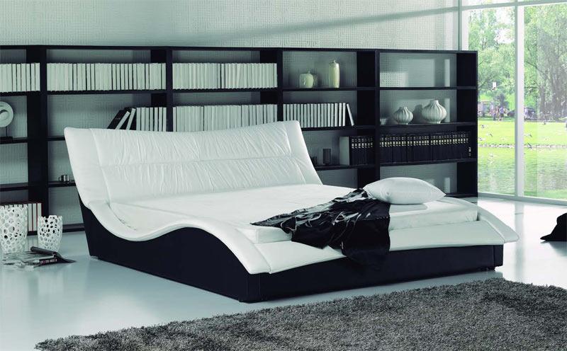 wasserbett mit lederbett rialto aus echtleder online kaufen. Black Bedroom Furniture Sets. Home Design Ideas
