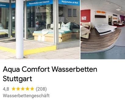 Aqua Comfort Stuttgart Bewertungen