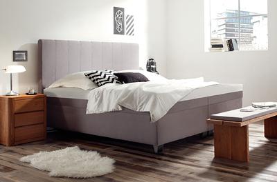 boxspring wasserbett mit nizza xl classic kopfteil kaufen. Black Bedroom Furniture Sets. Home Design Ideas