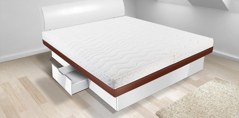 Dual Wasserbett mit 2 Kammern online kaufen - Aqua Comfort