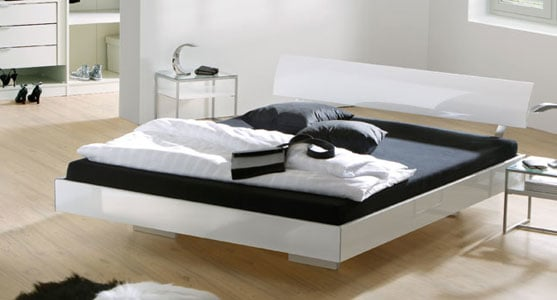 wasserbett softside dual bettrahmen hasena movieline gloss aqua comfort. Black Bedroom Furniture Sets. Home Design Ideas