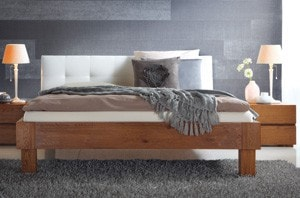 eichenbett aus massivholz betten aus eiche und wildeiche aqua comfort. Black Bedroom Furniture Sets. Home Design Ideas