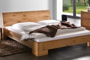Eichenbett Aus Massivholz Betten Aus Eiche Und Wildeiche Aqua Comfort