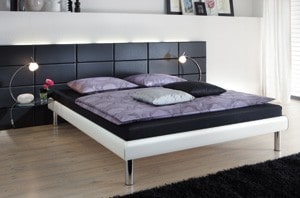 holzdekor betten in berl nge oder komforth he online kaufen. Black Bedroom Furniture Sets. Home Design Ideas