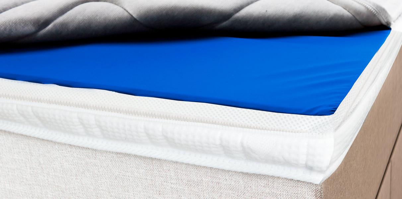 staubschutz f r boxspring topper online kaufen aqua comfort. Black Bedroom Furniture Sets. Home Design Ideas