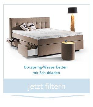 boxspring wasserbett g nstig online kaufen bei aqua comfort. Black Bedroom Furniture Sets. Home Design Ideas