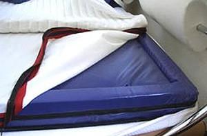 staubschutz f r wasserbetten online kaufen bei aqua comfort. Black Bedroom Furniture Sets. Home Design Ideas