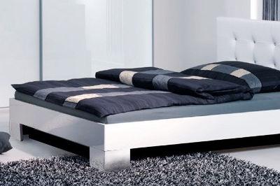 genua hochglanz bettrahmen f r wasserbetten online kaufen aqua comfort. Black Bedroom Furniture Sets. Home Design Ideas