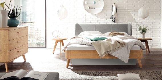 hasena oak line bianco g nstig online kaufen aqua comfort. Black Bedroom Furniture Sets. Home Design Ideas