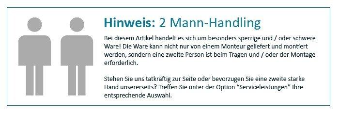 2 Mann-Handling
