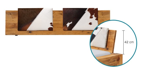 bett kopfteil kissen gebraucht kopfteil kissen f bett z b oskar cubis her rustikales bett aus. Black Bedroom Furniture Sets. Home Design Ideas