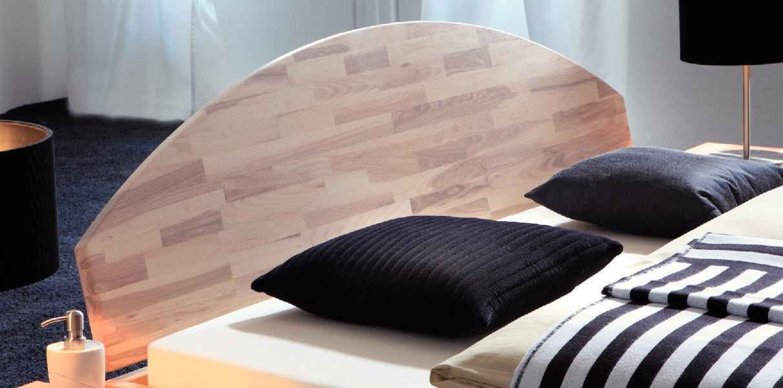 acro kopfteil buche massivholz wood line von hasena online kaufen. Black Bedroom Furniture Sets. Home Design Ideas