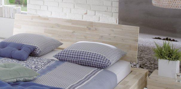 Kopfteile aus massivholz für wasserbetten online kaufen   aqua comfort