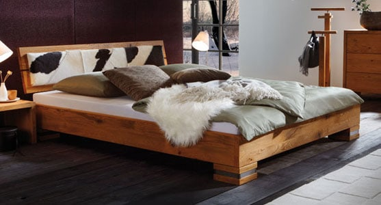 cadro bettrahmen oak line wild von hasena online kaufen. Black Bedroom Furniture Sets. Home Design Ideas