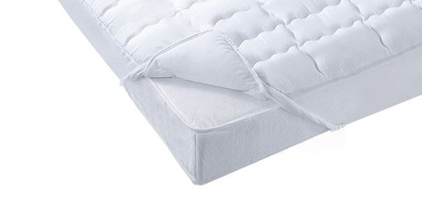 matratzenauflage aus perkal f r wasserbetten kaufen aqua comfort. Black Bedroom Furniture Sets. Home Design Ideas