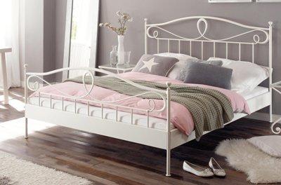 bettrahmen aus massivholz metall leder oder polster kaufen. Black Bedroom Furniture Sets. Home Design Ideas