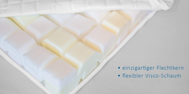 aquaflex kissen viscoflex kissen f r wasserbett seitenschl fer online kaufen. Black Bedroom Furniture Sets. Home Design Ideas