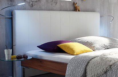 kopfteil wasserbett: kopfteile für betten online kaufen - aqua comfort, Hause deko