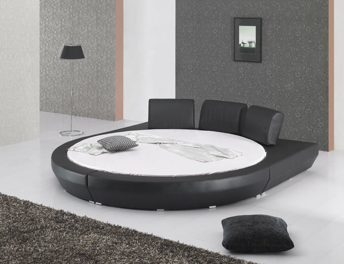 rundbett ibiza gr tes wasserbett der welt online kaufen. Black Bedroom Furniture Sets. Home Design Ideas