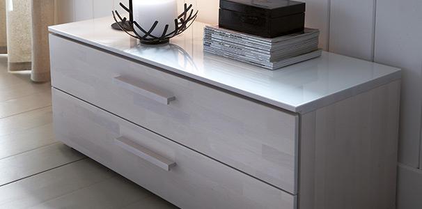 carvo sideboard woodline aus buche von hasena online kaufen. Black Bedroom Furniture Sets. Home Design Ideas