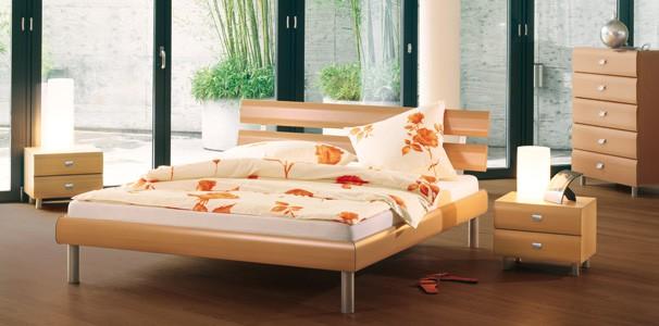 softline nachttische von hasena aus holzdekor online. Black Bedroom Furniture Sets. Home Design Ideas