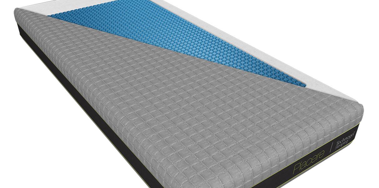 technogel gelmatratze 90x200 cm online kaufen aqua comfort. Black Bedroom Furniture Sets. Home Design Ideas