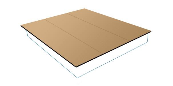 bodenplatten f r wasserbett podest jetzt online kaufen aqua comfort. Black Bedroom Furniture Sets. Home Design Ideas