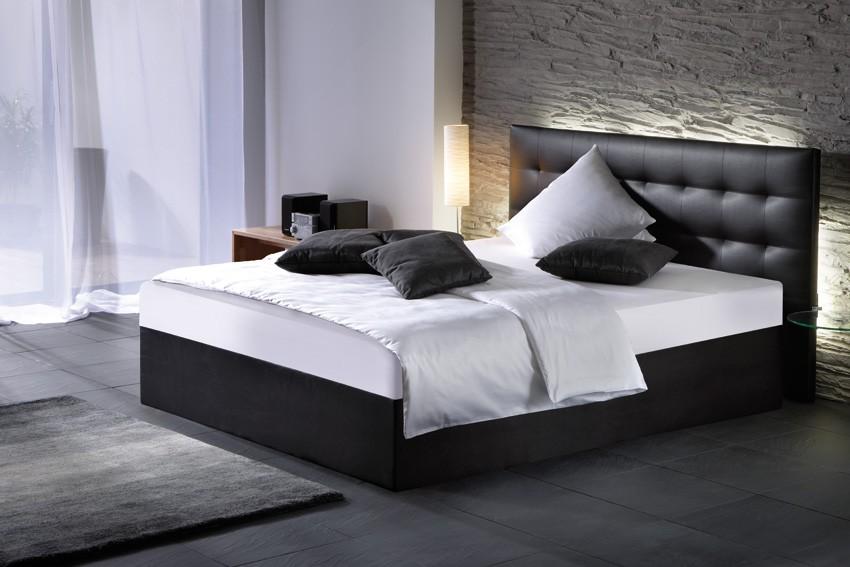 gelbett als boxspring bett kaufen aqua comfort. Black Bedroom Furniture Sets. Home Design Ideas