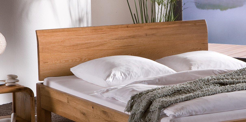 hasena oakline massivholz eiche wasserbett kaufen. Black Bedroom Furniture Sets. Home Design Ideas