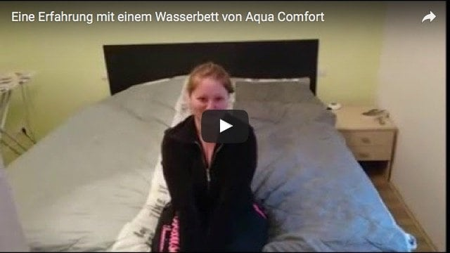 lesen sie erfahrungen mit aqua comfort wasserbetten. Black Bedroom Furniture Sets. Home Design Ideas
