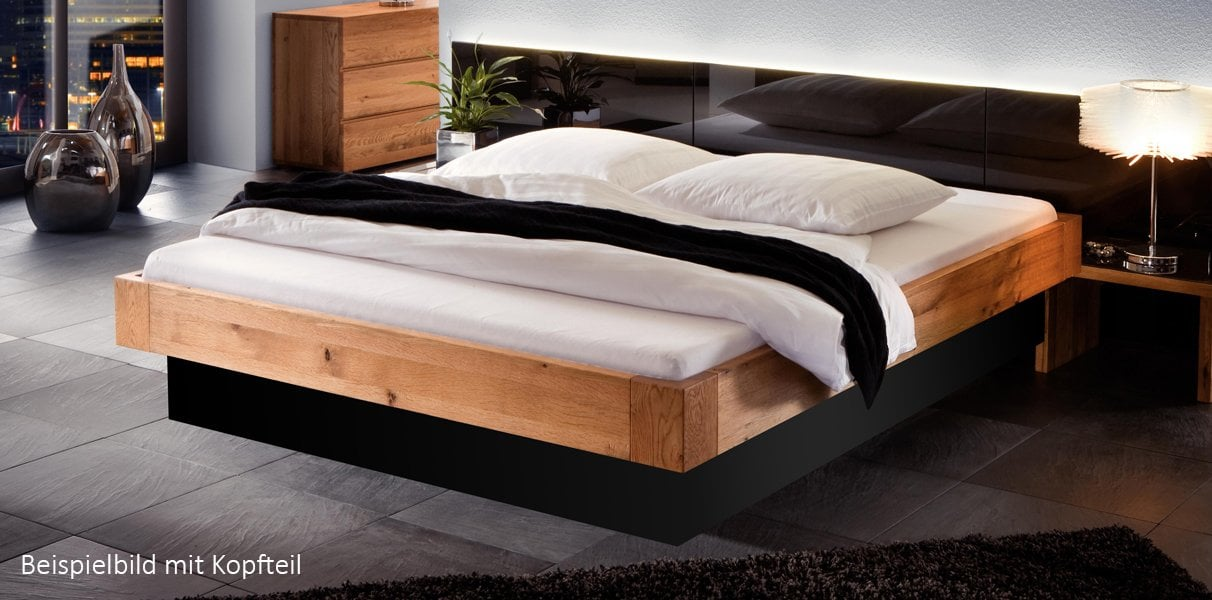 wasserbett softside dual mit bettrahmen online kaufen aqua comfort. Black Bedroom Furniture Sets. Home Design Ideas