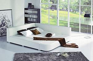 polsterbetten aus kunstleder echtleder oder stoff kaufen aqua comfort. Black Bedroom Furniture Sets. Home Design Ideas