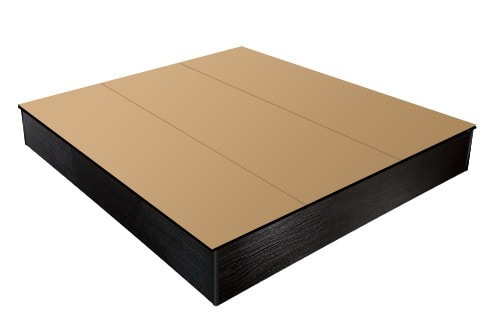 wasserbett sockel und wasserbett podeste online kaufen. Black Bedroom Furniture Sets. Home Design Ideas