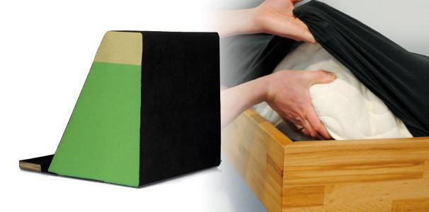 visco inside schaumrahmen f r wasserbetten online kaufen aqua comfort. Black Bedroom Furniture Sets. Home Design Ideas