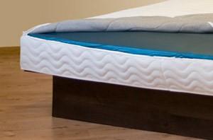 Wasserbett durchsichtig  Secure-Liner Staubschutz für Wasserbetten online kaufen - Aqua Comfort