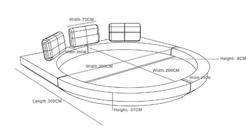 bettgestell fr wasserbetten selbst bauen songscyber. Black Bedroom Furniture Sets. Home Design Ideas