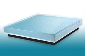 solo wasserbetten wasserbett mit einer kammer online kaufen. Black Bedroom Furniture Sets. Home Design Ideas