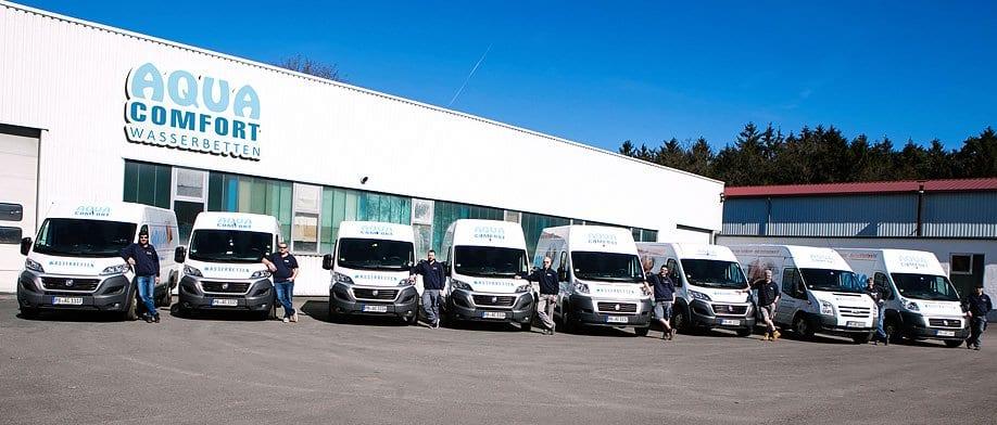 Aqua Comfort Kundendienst Team
