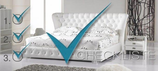 wasserbett worauf achten beim kauf ratgeber und 10 punkte checkliste. Black Bedroom Furniture Sets. Home Design Ideas