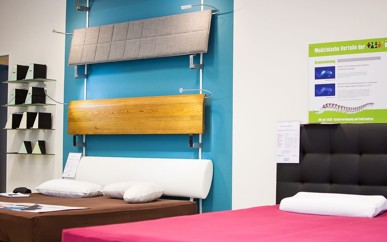 aqua comfort bielefeld filiale und wasserbetten ausstellung. Black Bedroom Furniture Sets. Home Design Ideas
