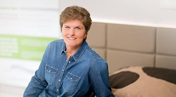 Kathrin Nikpey, Ihre persönliche Wasserbett-Beraterin