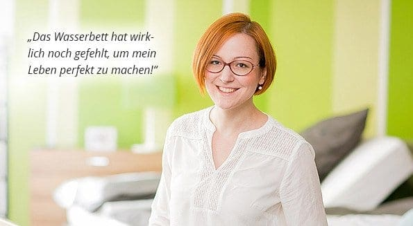 Isabell Heissing, Design und Marketing Aqua Comfort